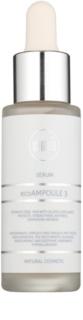 Naturativ Face Care ecoAmpoule 3 arcszérum a hajszálerek megerősítésére és az arcpír csökkentésére