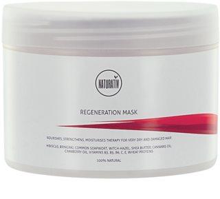 Naturativ Hair Care Regeneration maska za krepitev in sijaj las