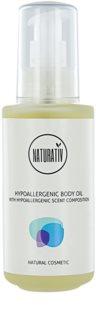 Naturativ Body Care Hypoallergenic ulje za masažu tijela s hidratacijskim učinkom