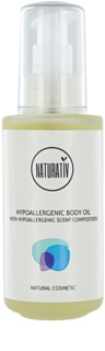 Naturativ Body Care Hypoallergenic масажна олійка  зі зволожуючим ефектом