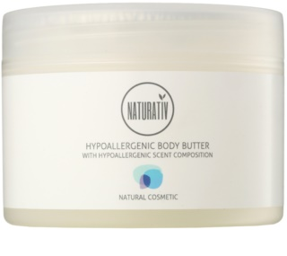 Naturativ Body Care Hypoallergenic Moisturizing Soothing Body Butter For Dry To Very Dry Skin