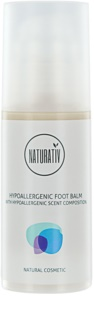 Naturativ Body Care Hypoallergenic регенериращ балсам за напукани крака