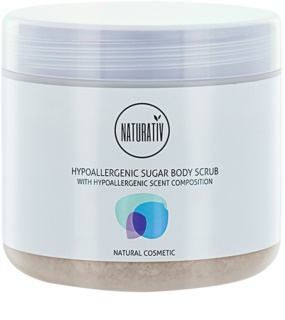 Naturativ Body Care Hypoallergenic Sugar Scrub For Body