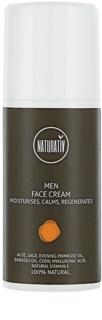 Naturativ Men Herstellende Crème  met Hydraterende Werking