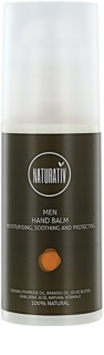 Naturativ Men  Protective Cream For Hands With Moisturizing Effect