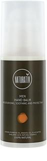 Naturativ Men  zaščitna krema za roke z vlažilnim učinkom