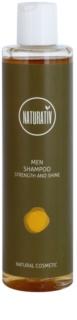 Naturativ Men  vlasový šampon s hydratačním účinkem