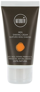 Naturativ Men  Rasiercreme