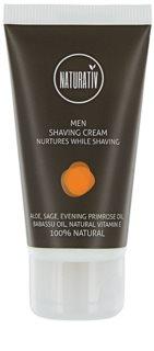 Naturativ Men  borotválkozási krém