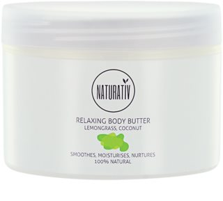 Naturativ Body Care Relaxing beurre corporel effet lissant