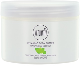 Naturativ Body Care Relaxing maslo za telo z gladilnim učinkom