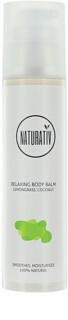 Naturativ Body Care Relaxing балсам за тяло с хидратиращ ефект