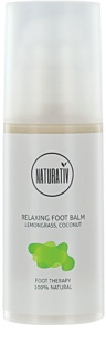 Naturativ Body Care Relaxing крем за крака  с регенериращ ефект