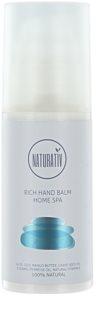 Naturativ Body Care Home Spa подхранващ балсам за ръце
