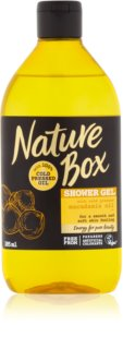 Nature Box Macadamia gel douche doux