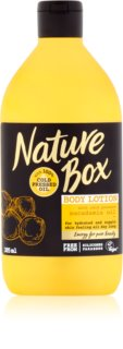 Nature Box Macadamia latte nutriente corpo effetto idratante