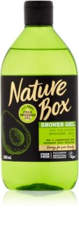 Nature Box Avocado pflegendes Duschgel