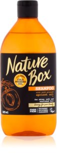 Nature Box Apricot shampoo nutriente per capelli brillanti e morbidi