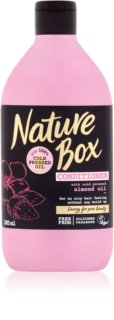 Nature Box Almond balsamo per capelli fini e sfibrati