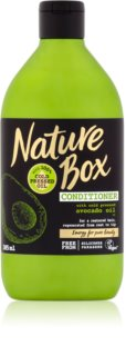Nature Box Avocado condicionador profundo restaurador para cabelo