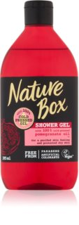 Nature Box Pomegranate Energizing Shower Gel