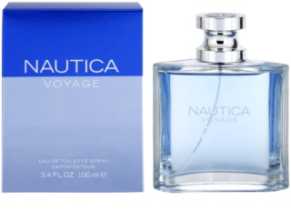 Nautica Voyage Eau de Toilette for Men 100 ml
