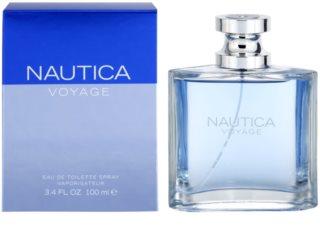 Nautica Voyage Eau de Toilette für Herren 100 ml