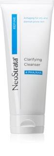 NeoStrata Refine gel de limpeza para pele oleosa