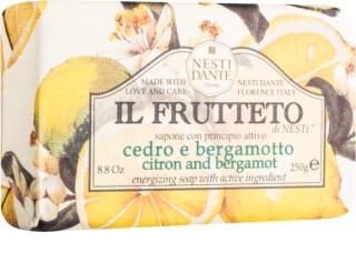 Nesti Dante Il Frutteto Citron and Bergamot Naturseife