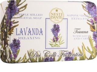 Nesti Dante Dei Colli Fiorentini Lavender Relaxing jabón natural