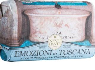 Nesti Dante Emozioni in Toscana Thermal Water jabón natural