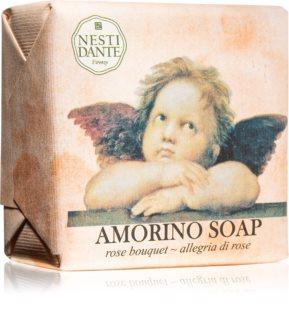 Nesti Dante Amorino Rose Bouquet luxusní mýdlo