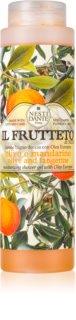Nesti Dante Il Frutteto Olivo e Mandarino gel doccia e bagno effervescente
