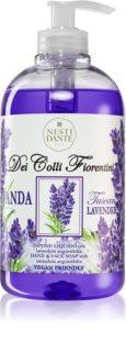 Nesti Dante Dei Colli Fiorentini Lavender Relaxing Hand Soap With Pump