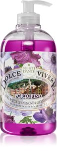 Nesti Dante Dolce Vivere Portofino υγρό σαπούνι για τα χέρια