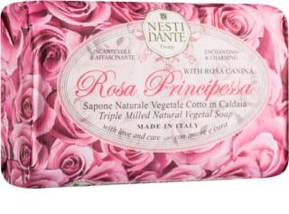Nesti Dante Rose Principessa jabón natural