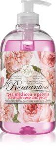 Nesti Dante Romantica Florentine Rose and Peony tekuté mydlo na ruky