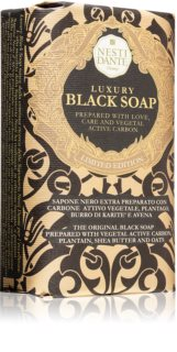 Nesti Dante Luxury Black Soap чорне мило