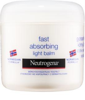 Neutrogena Norwegian Formula® Deep Moisture bálsamo corporal rápida absorción