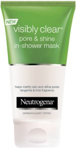 Neutrogena Visibly Clear Pore & Shine μάσκα προσώπου