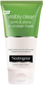 Neutrogena Visibly Clear Pore & Shine máscara de pele