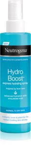 Neutrogena Hydro Boost® Body hidratáló test spray