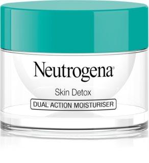 Neutrogena Skin Detox creme protetor e regenerador 2 em 1