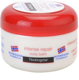 Neutrogena Body Care intenzív regeneráló testbalzsam a nagyon száraz bőrre