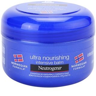 Neutrogena Body Care ultra výživný intenzívny balzam
