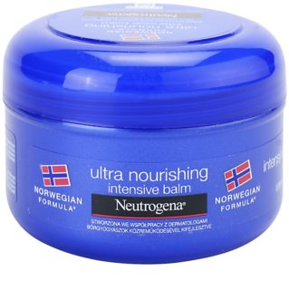 Neutrogena Norwegian Formula® Ultra Nourishing balsamo intenso ultra nutriente