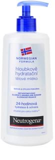 Neutrogena Norwegian Formula® Deep Moisture mlijeko za dubinsku hidrataciju tijela za suhu i osjetljivu kožu