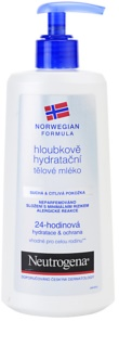 Neutrogena Norwegian Formula® Deep Moisture Deep Moisturizing Body Lotion For Dry and Sensitive Skin