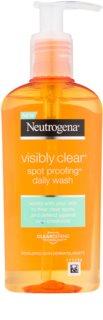 Neutrogena Visibly Clear Spot Proofing čisticí pleťový gel