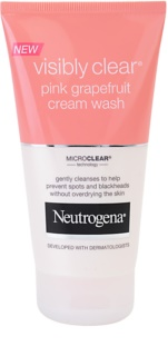 Neutrogena Visibly Clear Pink Grapefruit Pink Grapefruit Cream Wash